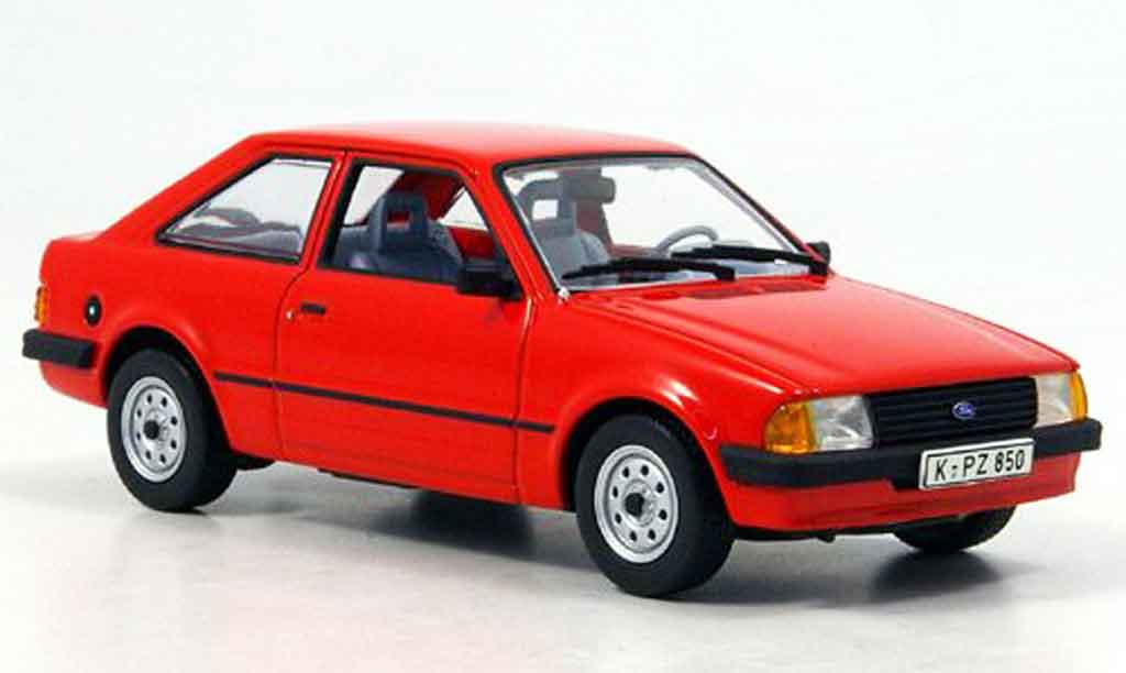 1981 Ford Escort Information And Photos Momentcar