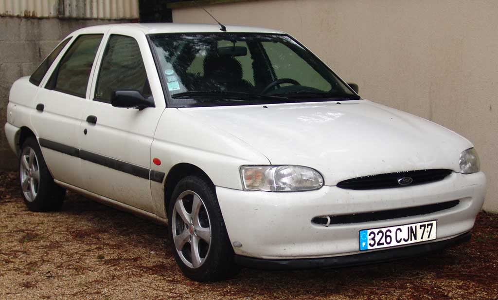 1997 Ford Escort Information And Photos Momentcar