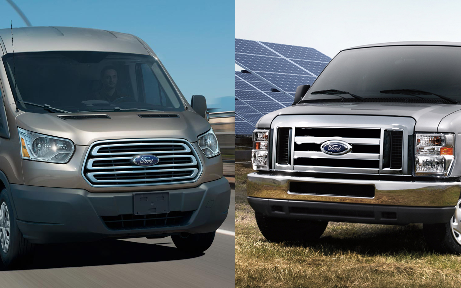 Ford E-Series Van 2014 #3