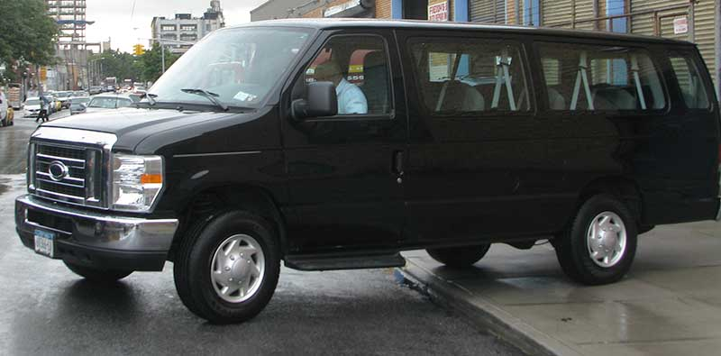 Ford E-Series Van 2014 #10