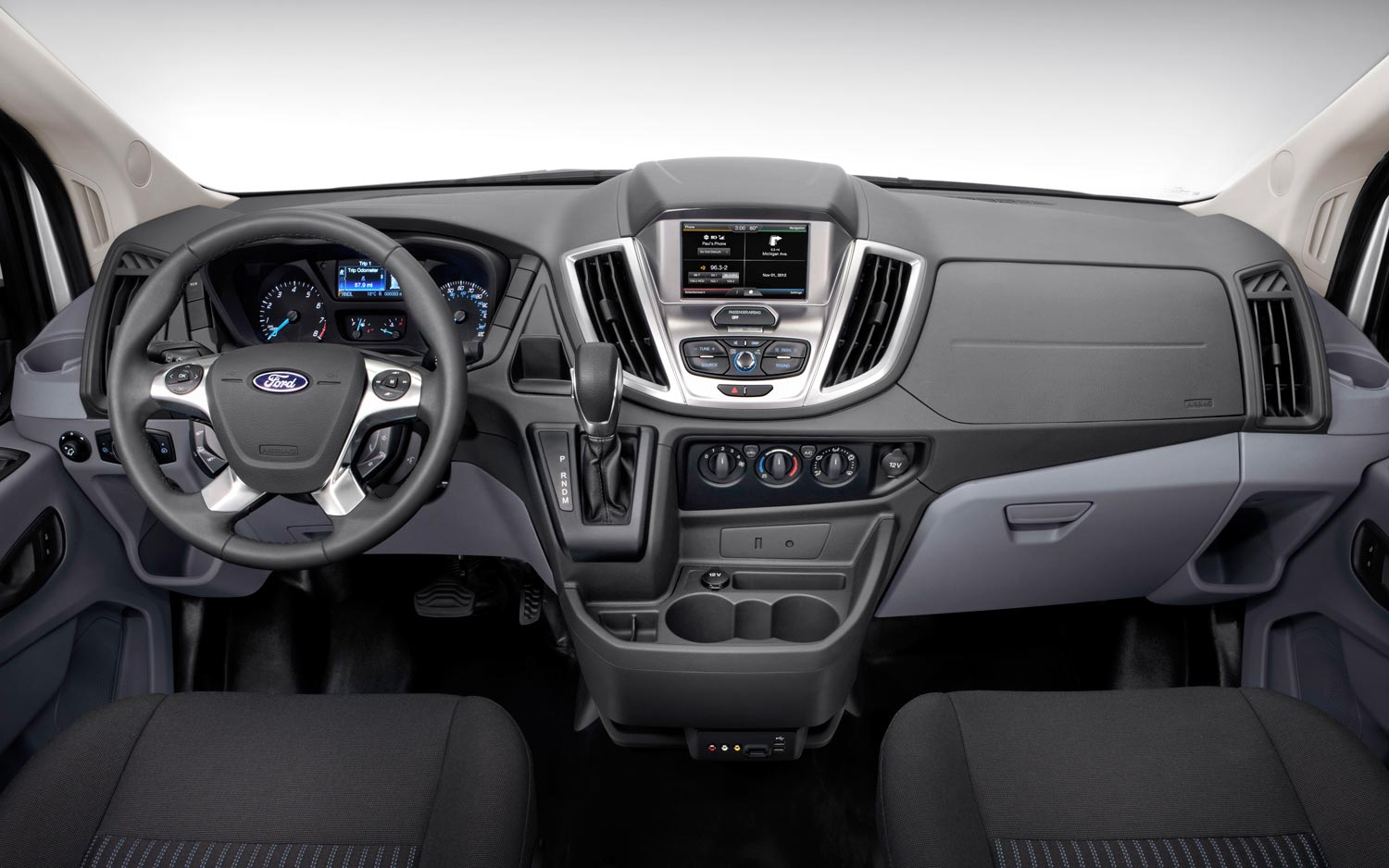 Ford E-Series Wagon 2014 #7