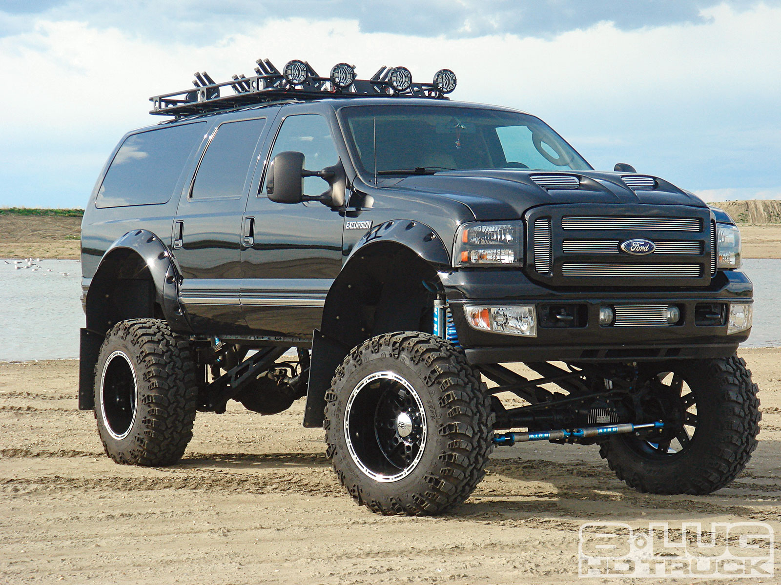 Ford Excursion #22