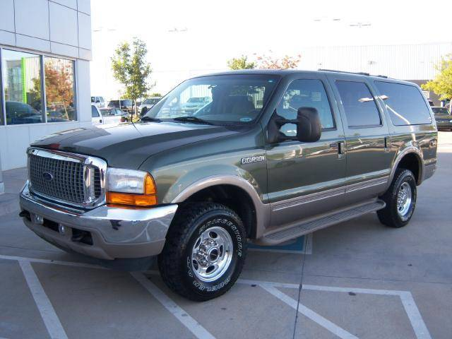 Ford Excursion 43px Image 3