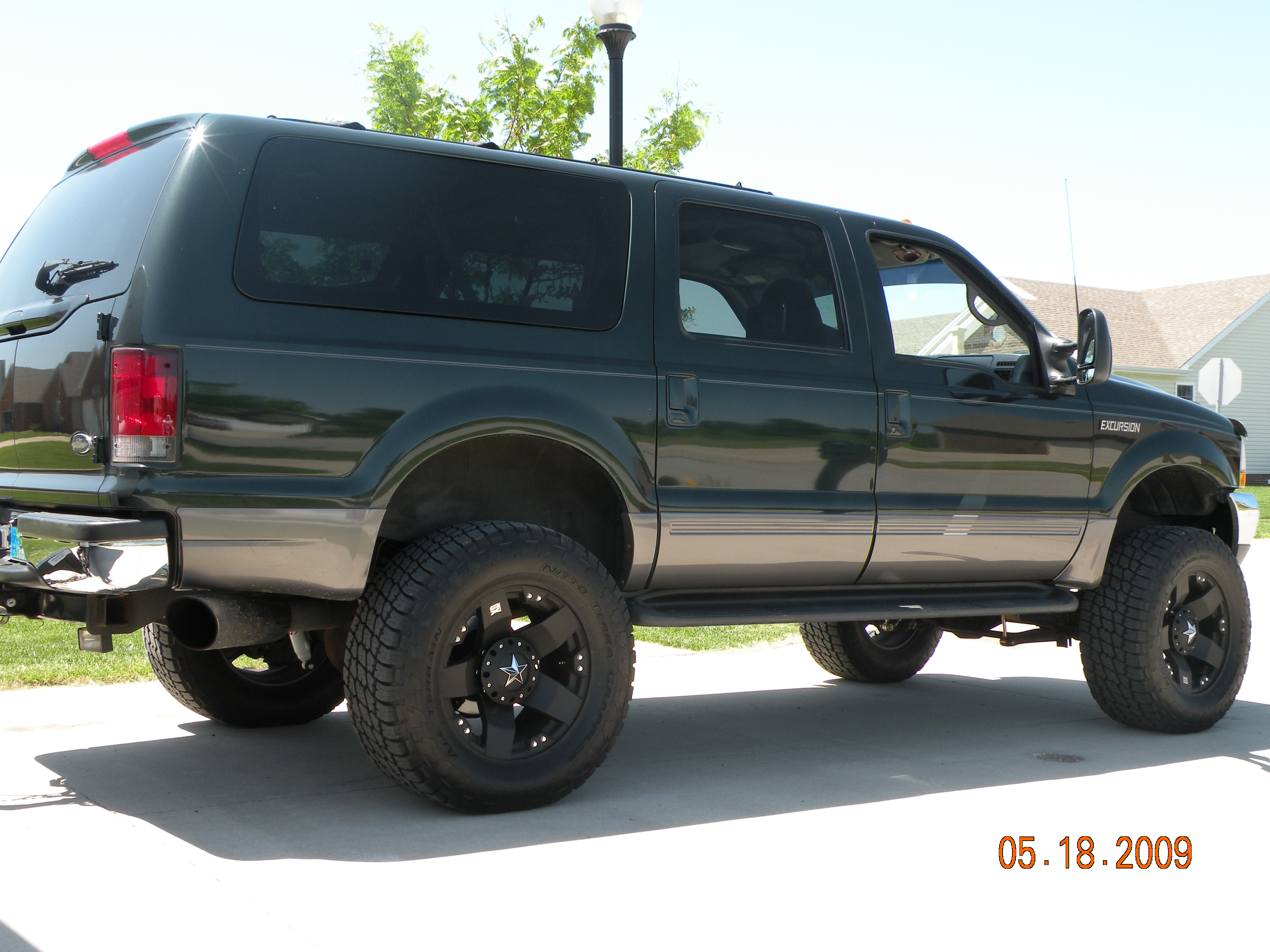 Ford excursion 2002 5 ford excursion 2002 5