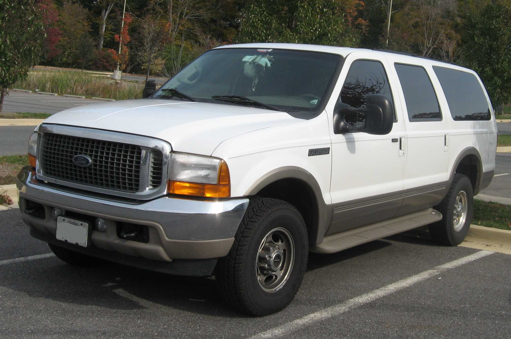 Ford Excursion 2004 #9