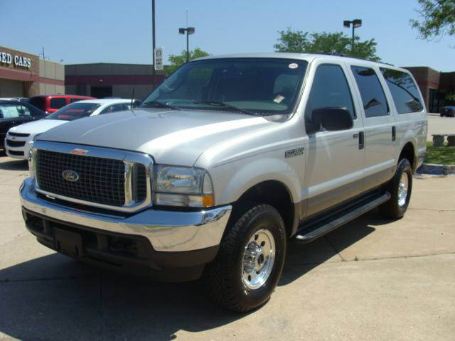Ford Excursion 2004 #13