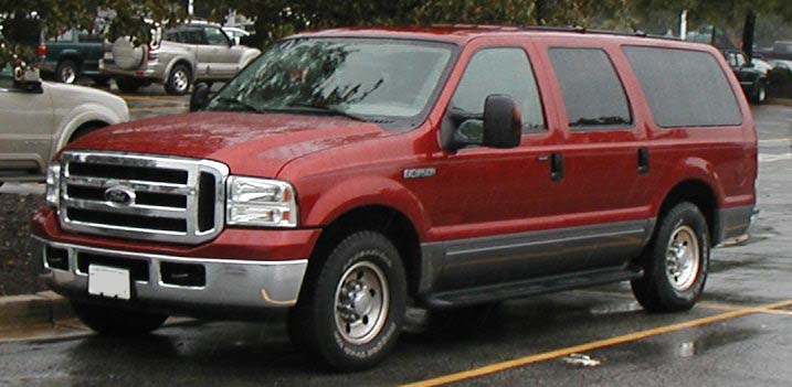 Ford Excursion 2004 #1