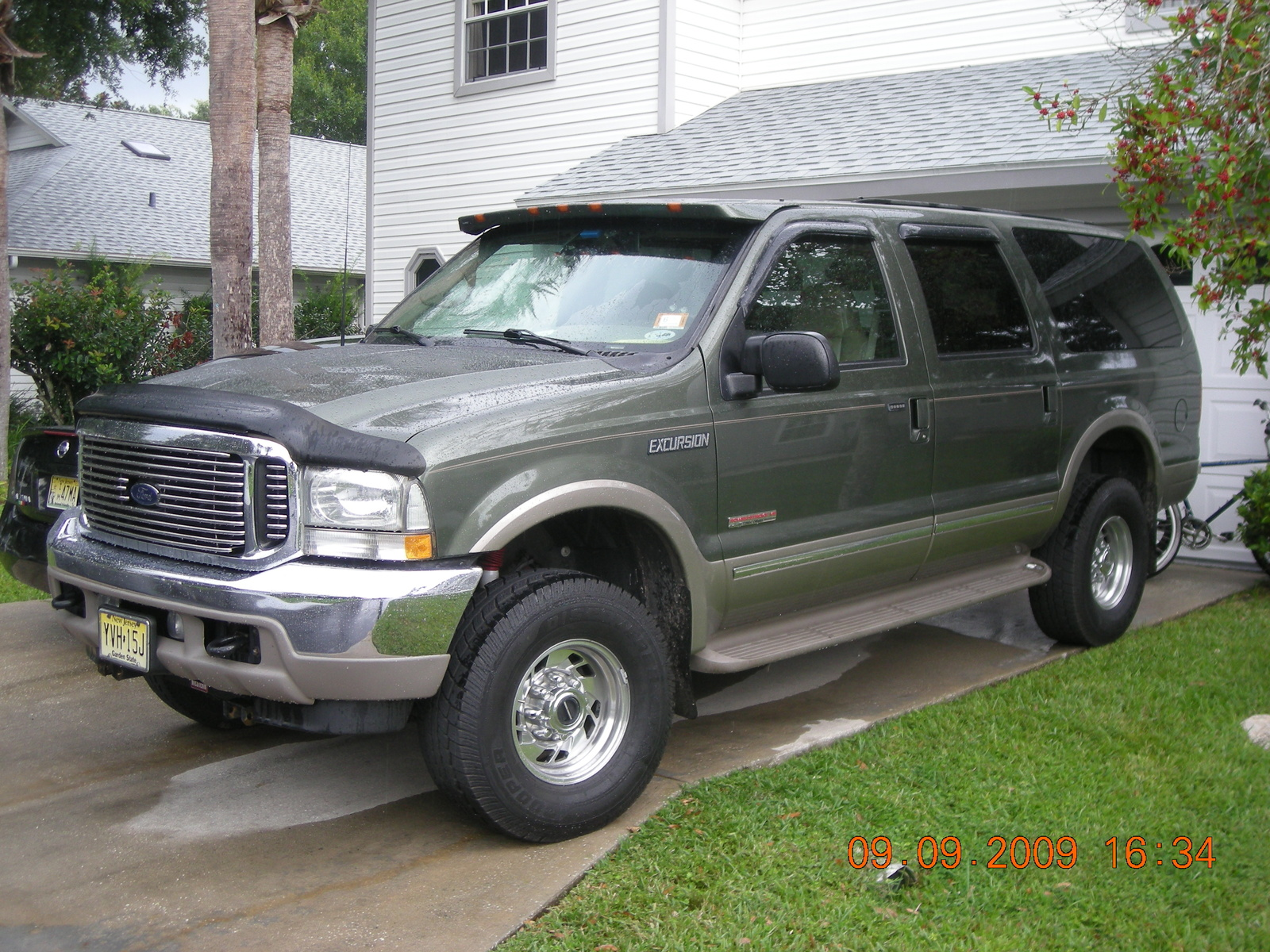 Ford Excursion Limited #12