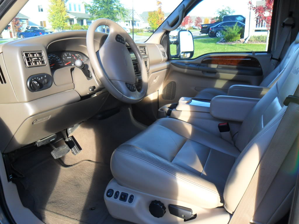 Ford Excursion Limited Ultimate #5