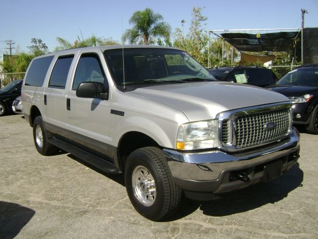 Ford Excursion XLT #7