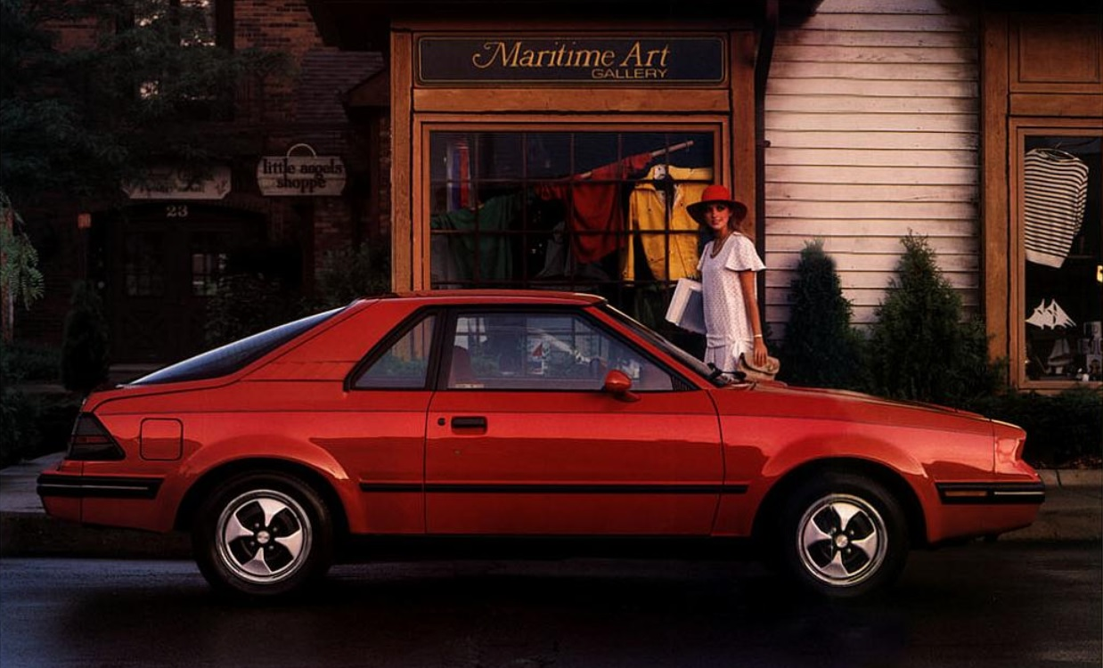 Kia Of Alliance >> 1984 Ford EXP - Information and photos - MOMENTcar