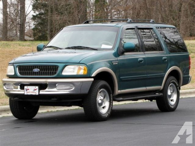 1997 expedition