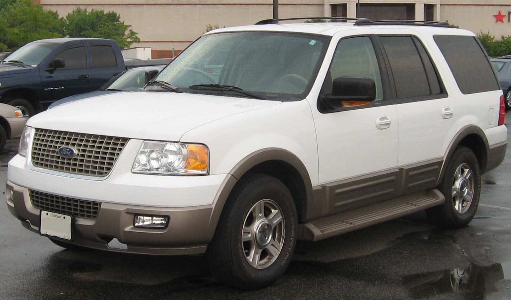 ford expedition 2001 13