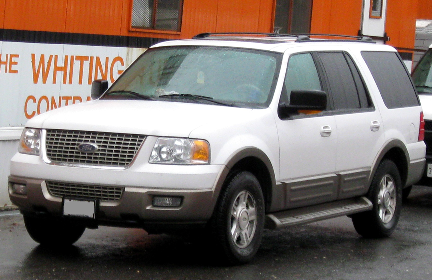 Ford Expedition 2003 #6
