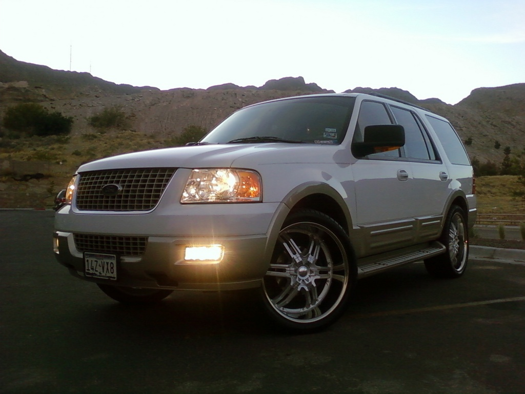 2005 ford expedition information and photos momentcar. Black Bedroom Furniture Sets. Home Design Ideas