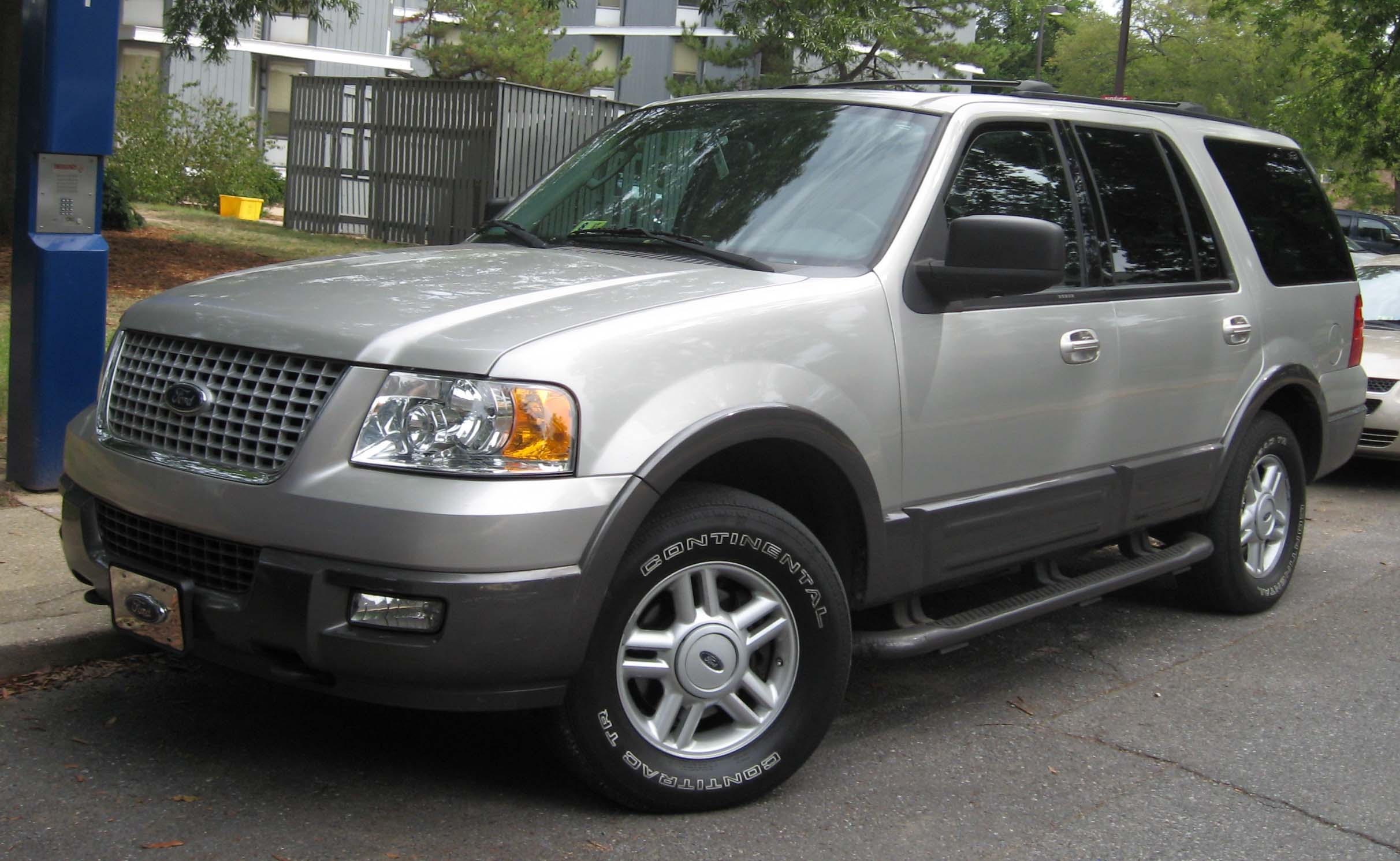 Ford Expedition 2007 #12