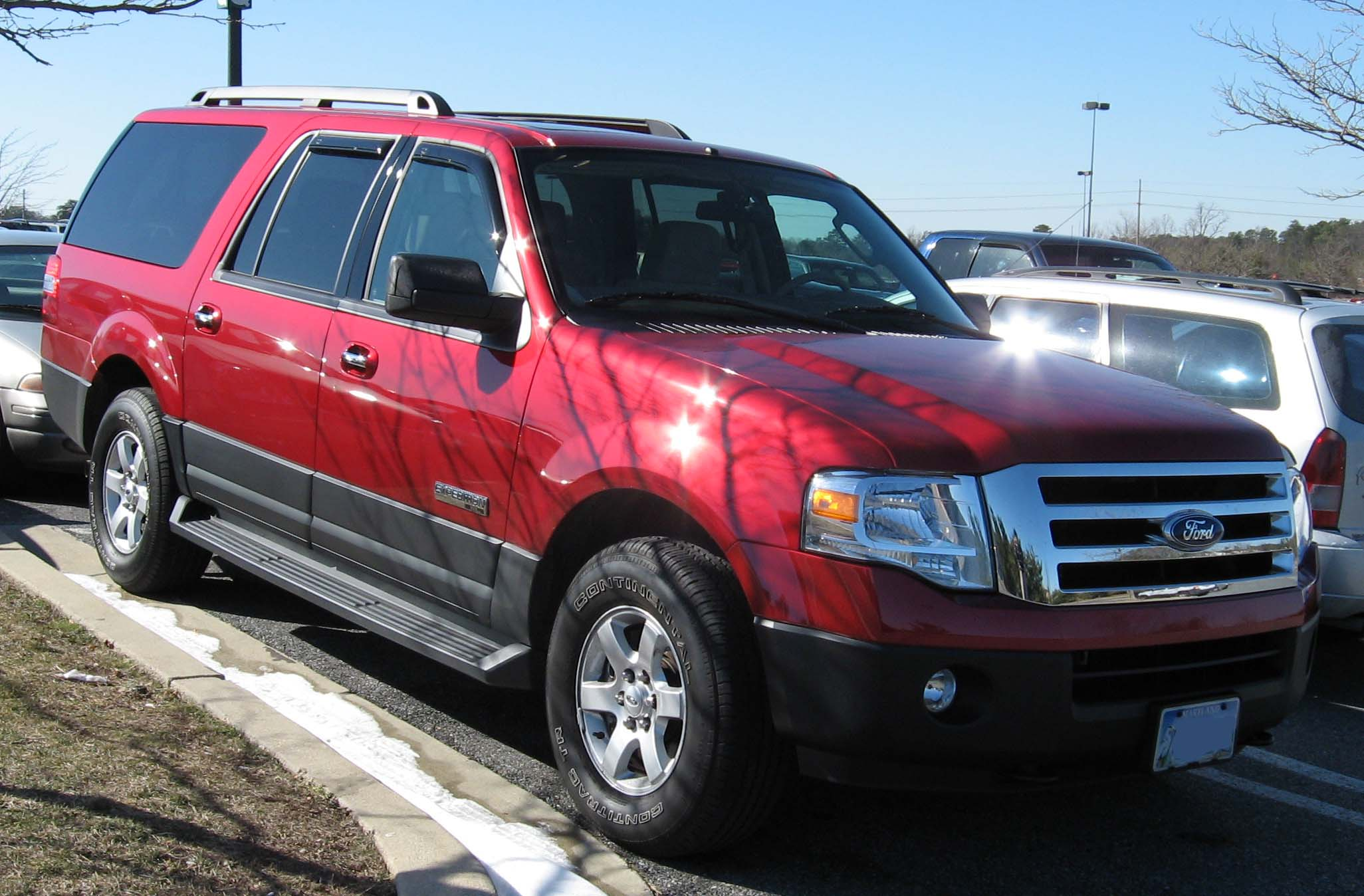 Ford Expedition 2007 #4