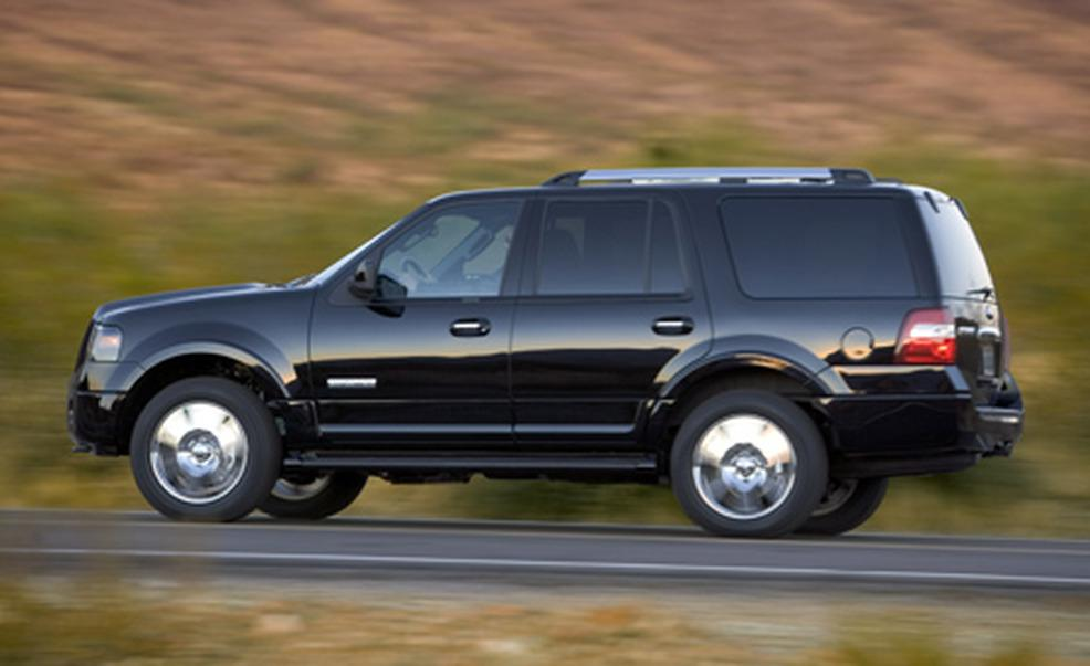 Ford Expedition 2007 #7