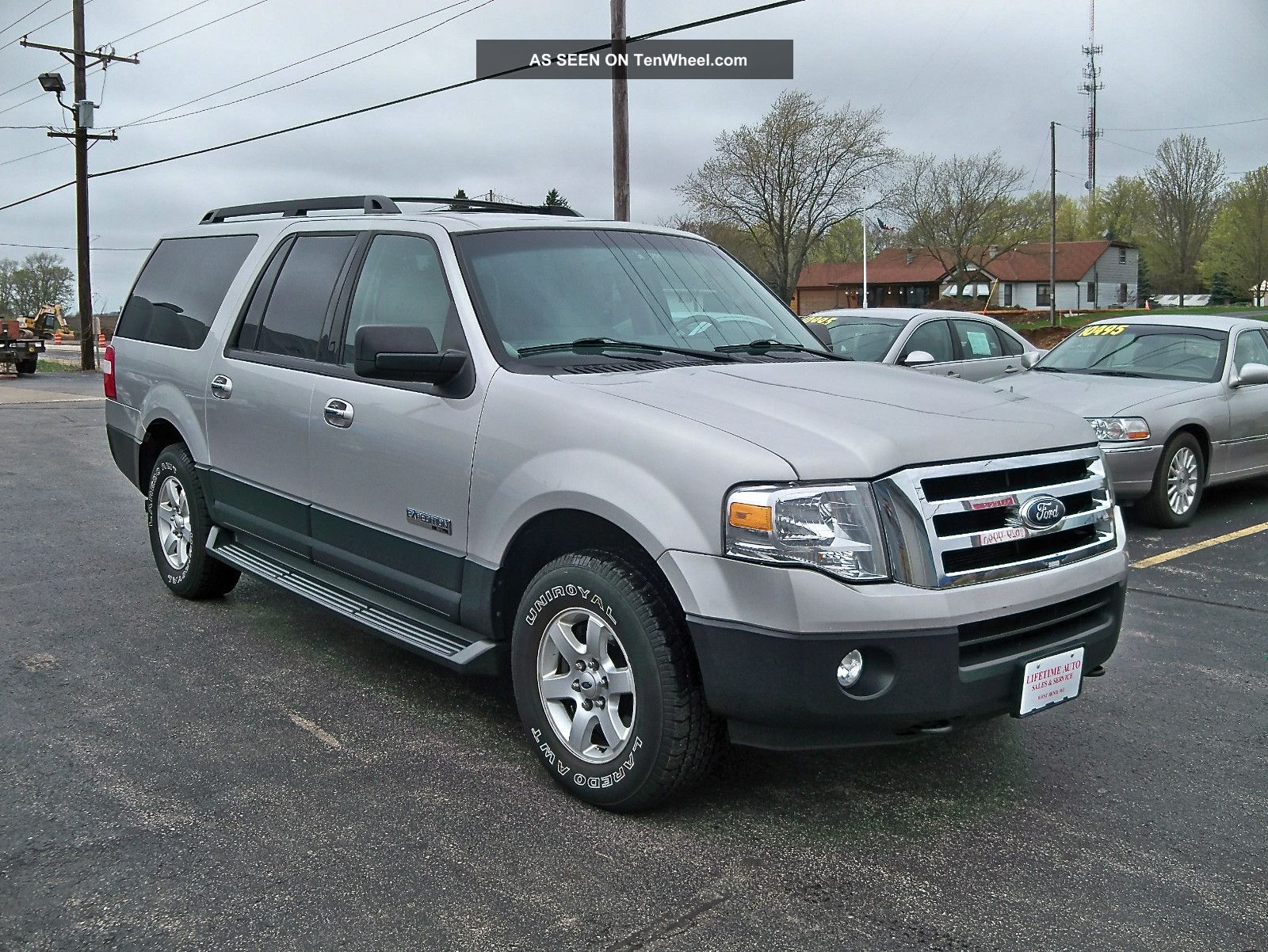 Ford Expedition 2007 #11