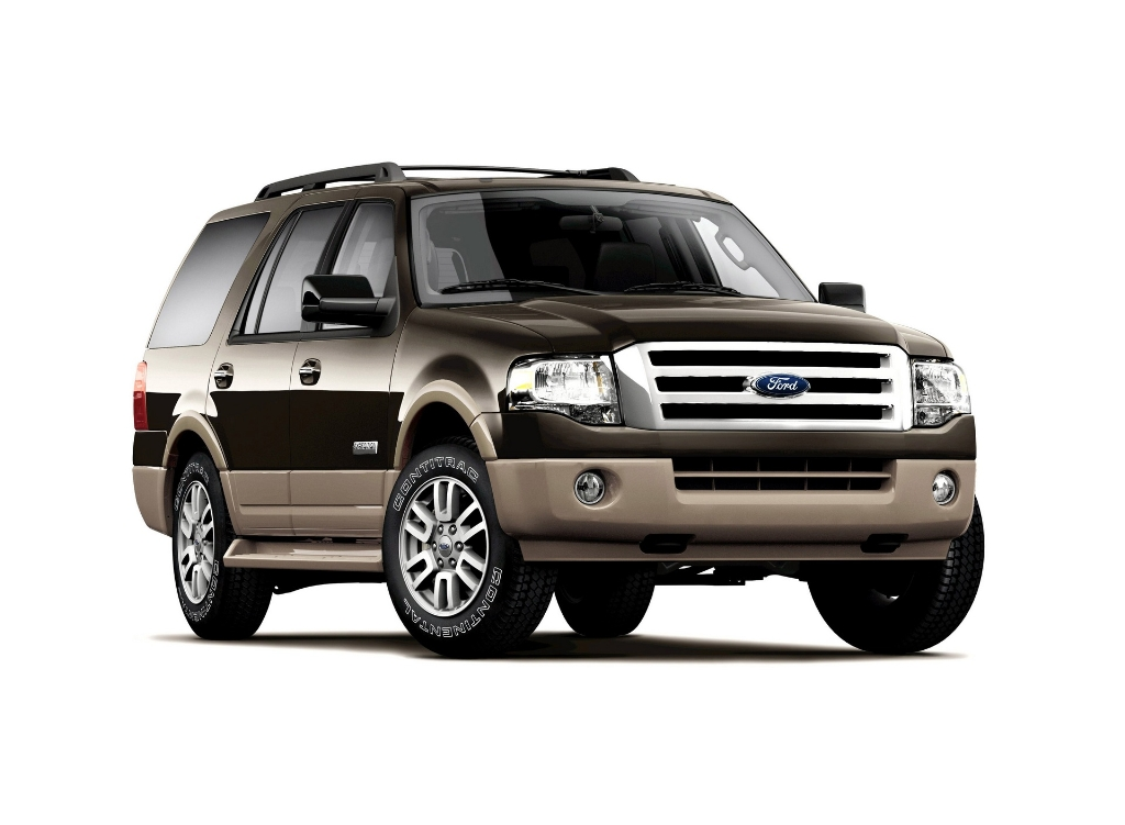Ford Expedition 2008 #9