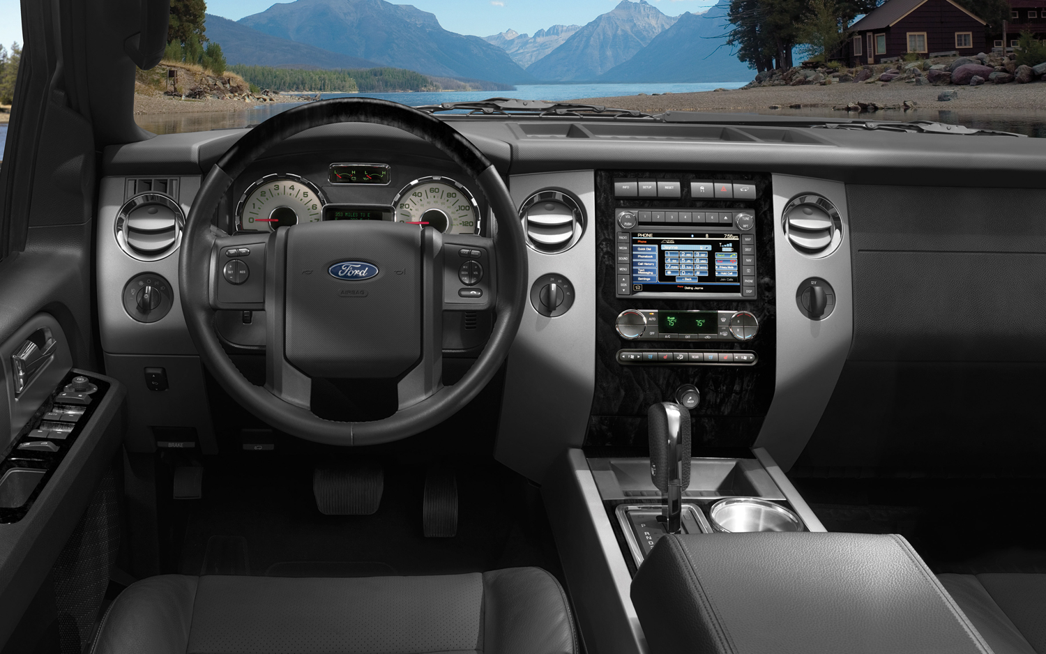 2012 Ford Expedition  Information and photos  MOMENTcar