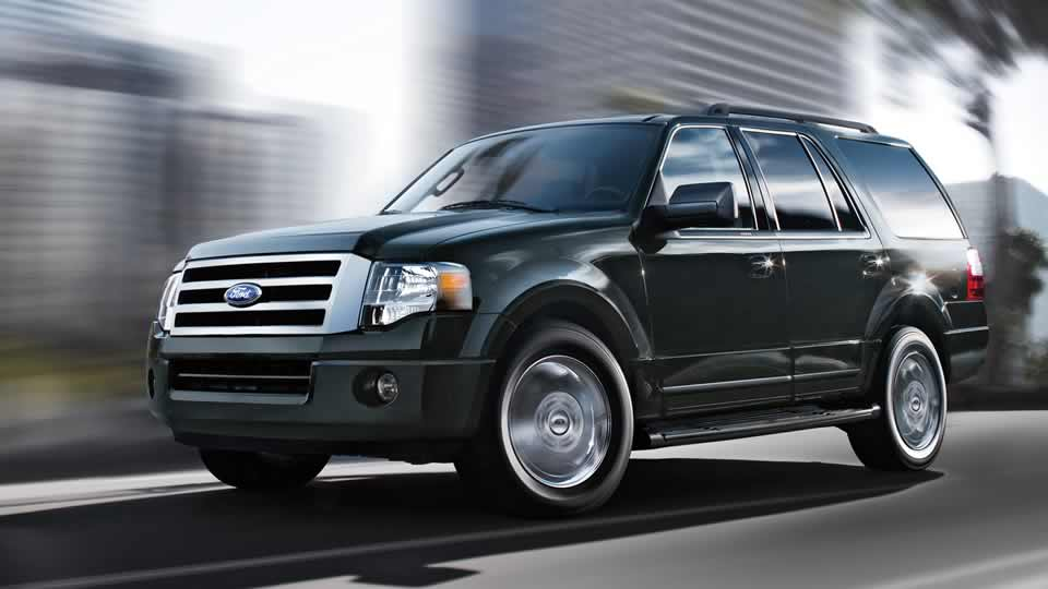 Ford Expedition 2013 #3