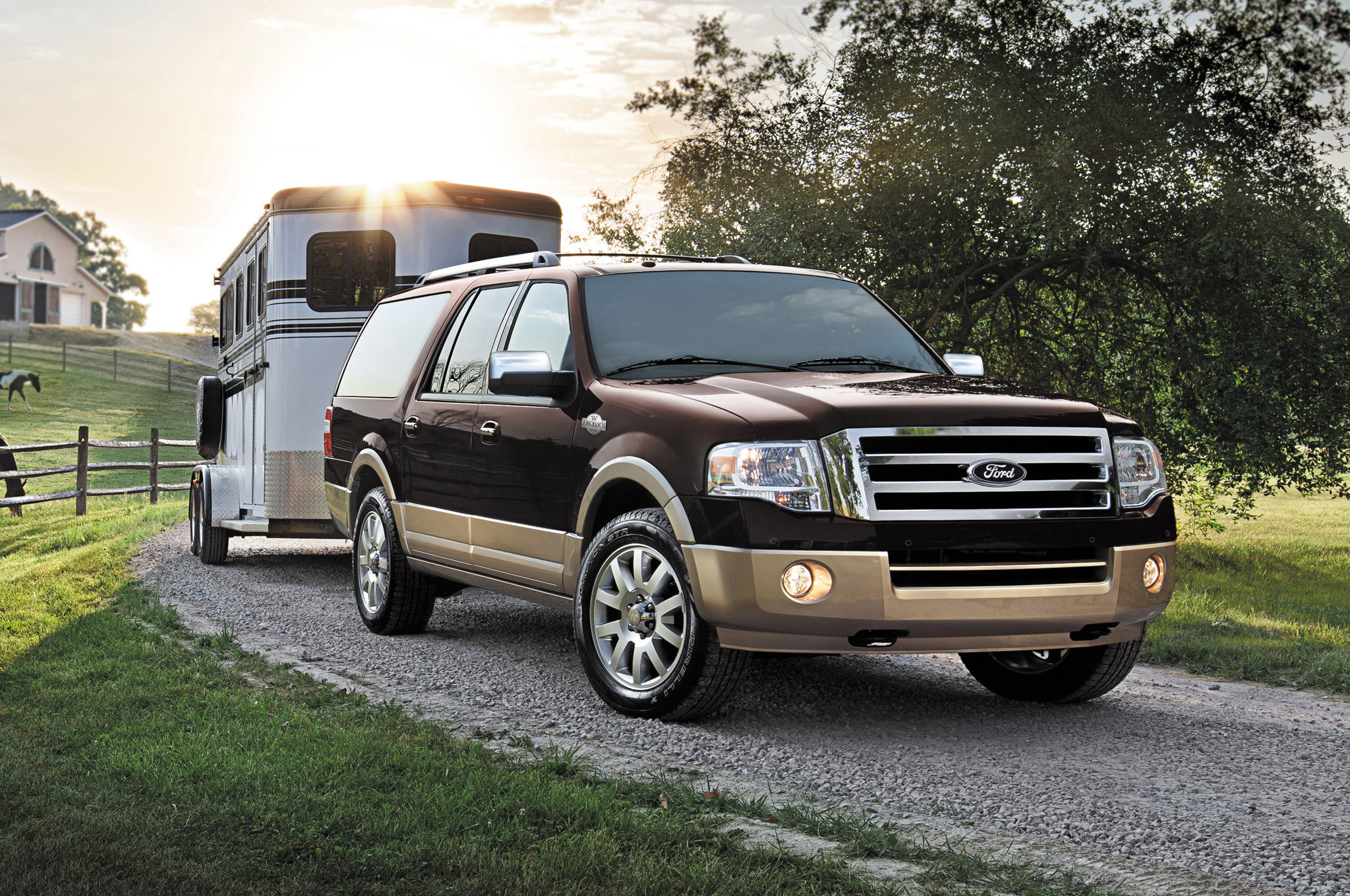 Ford Expedition 2014 #9