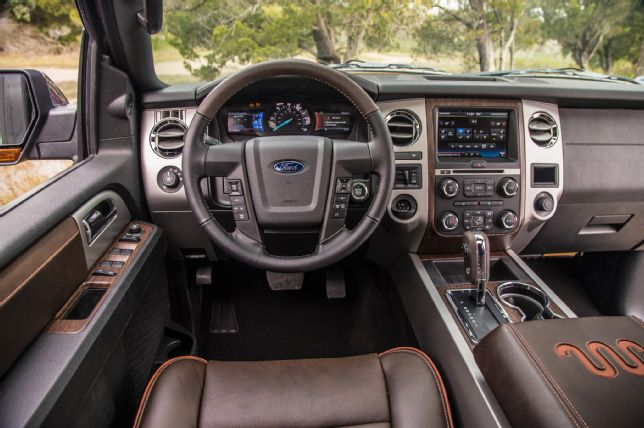Ford Expedition 2015 #15