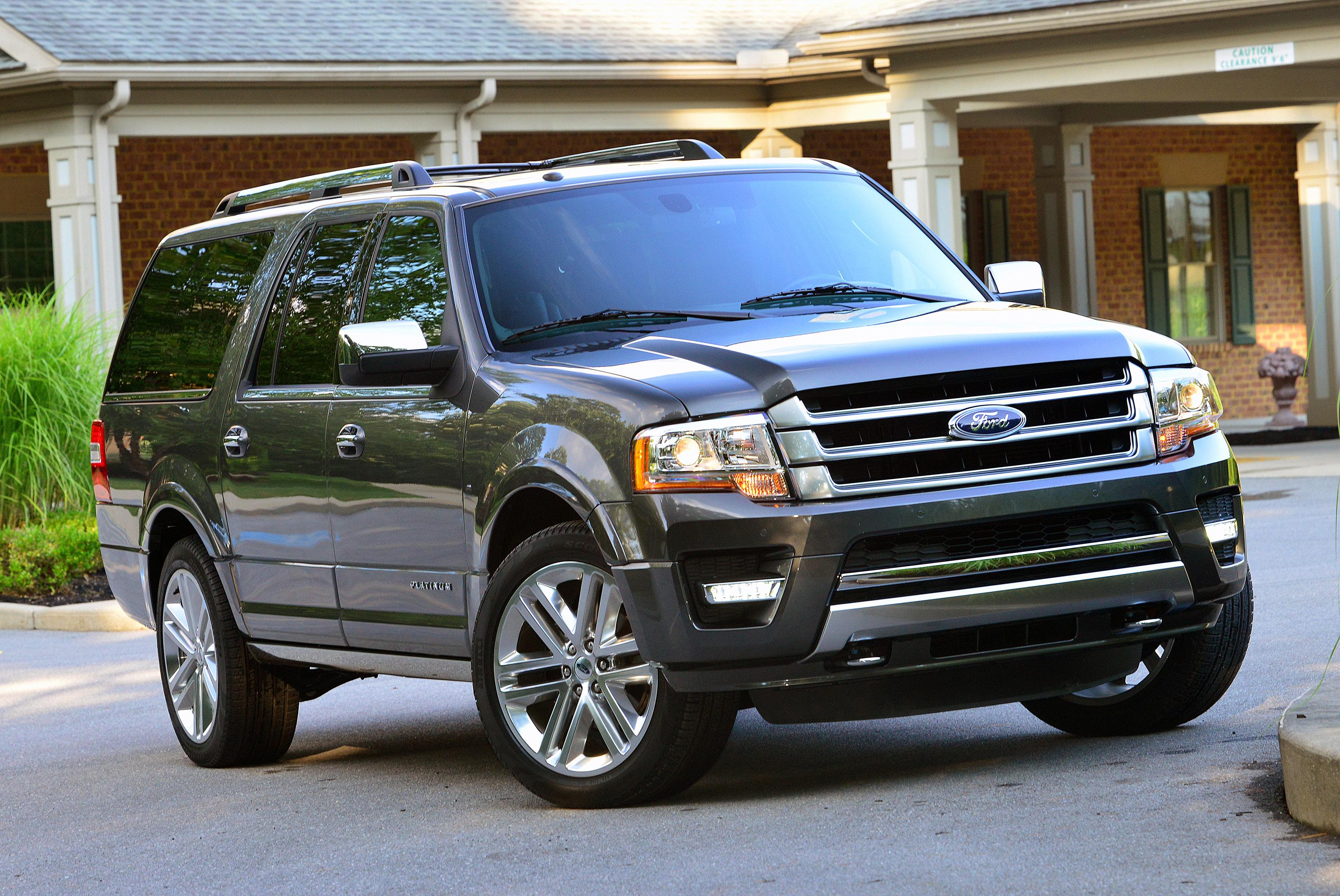 Ford Expedition 2015 #6