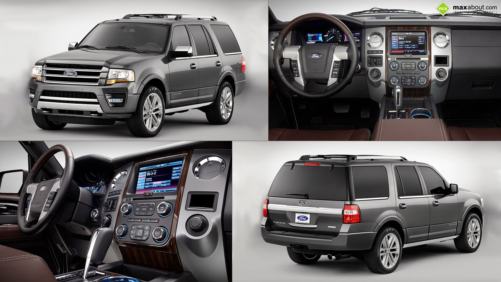 Ford Expedition 2015 #11
