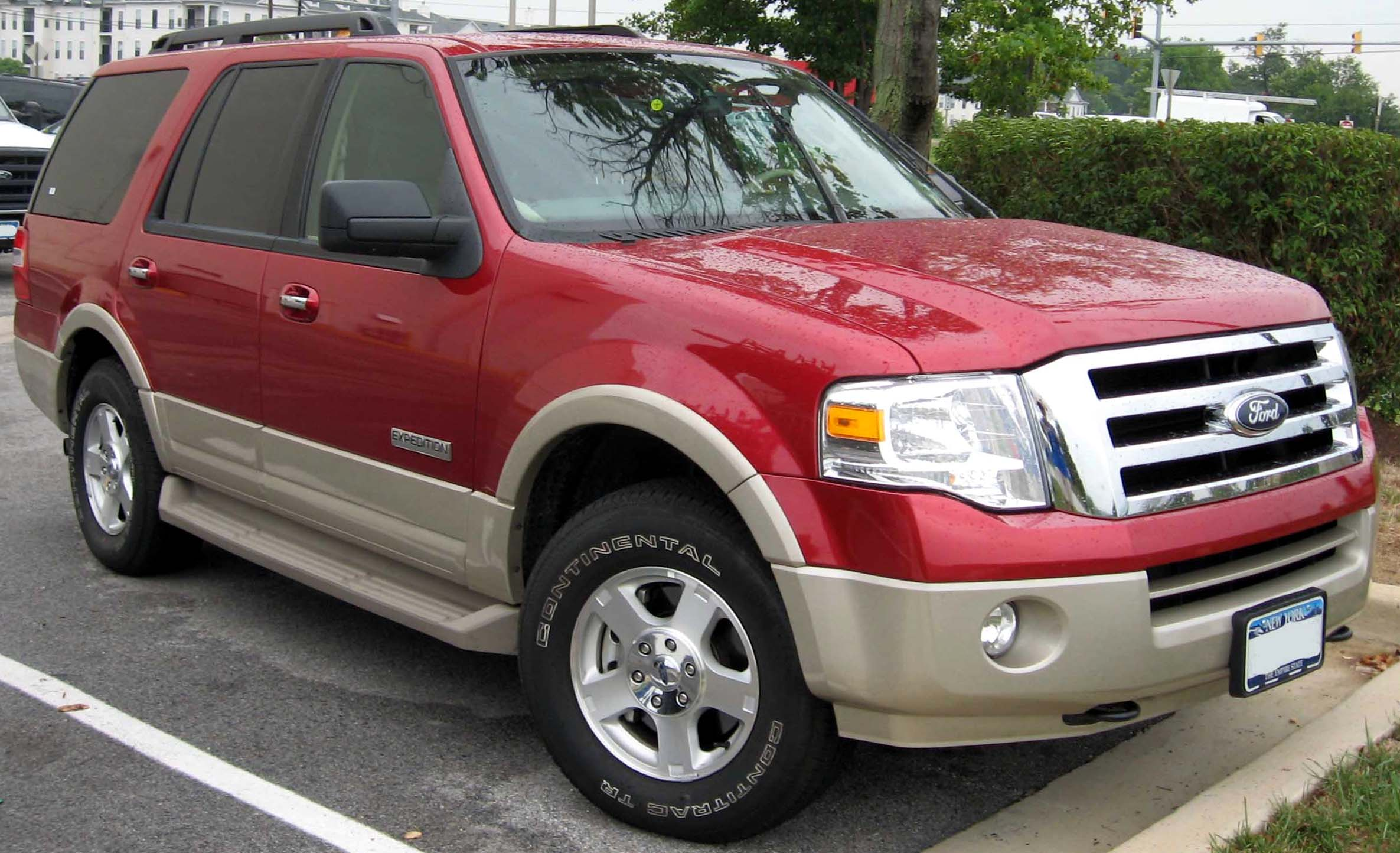 Ford Expedition Eddie Bauer #14