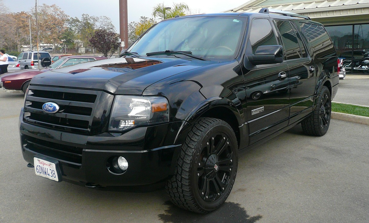 2008 Ford Expedition EL - FordPics
