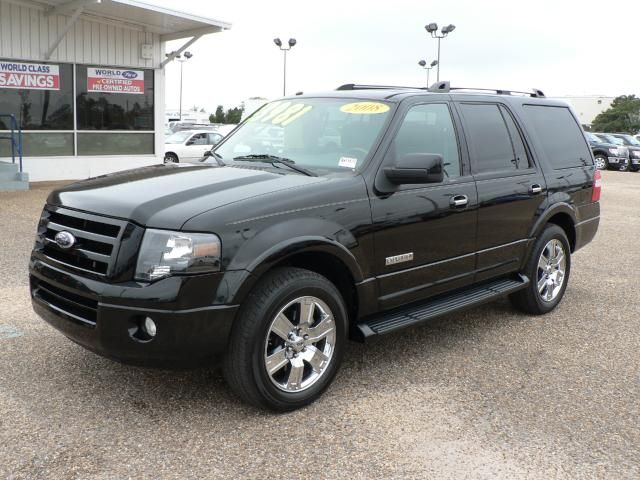 Used 2007 Ford Expedition EL Limited SUV in Hazlehurst, GA ...