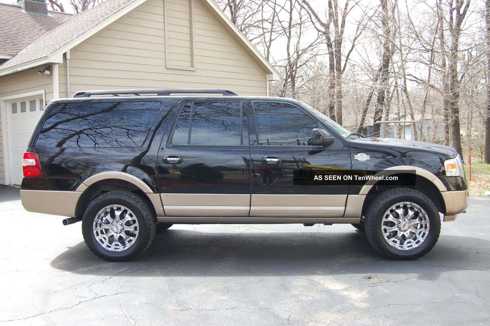 Ford Expedition EL King Ranch #21
