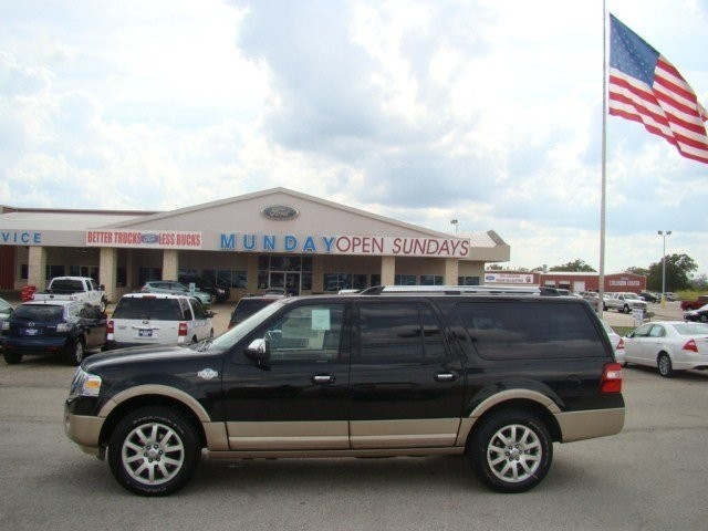 Ford Expedition EL King Ranch #22