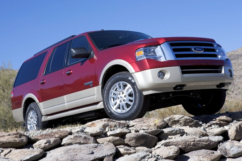 Ford Expedition EL XL Fleet #28