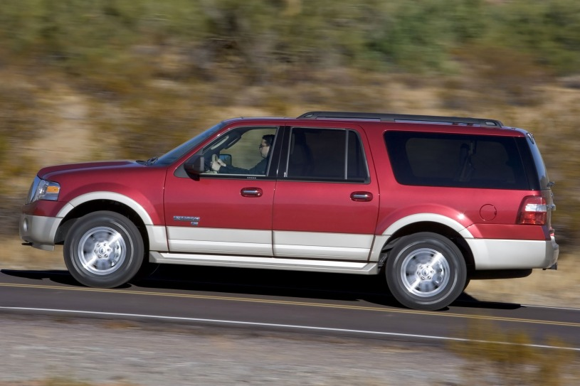 Ford Expedition EL XL Fleet #29