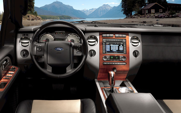 Ford Expedition Limited #23