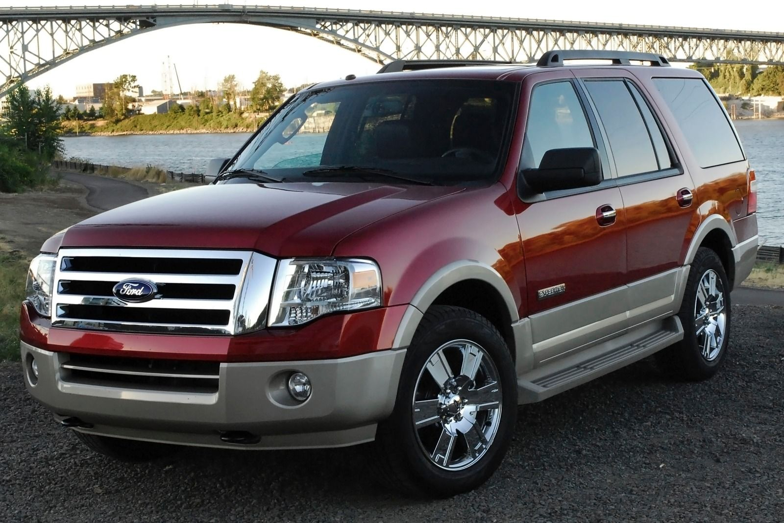 Ford Expedition XL Fleet #21
