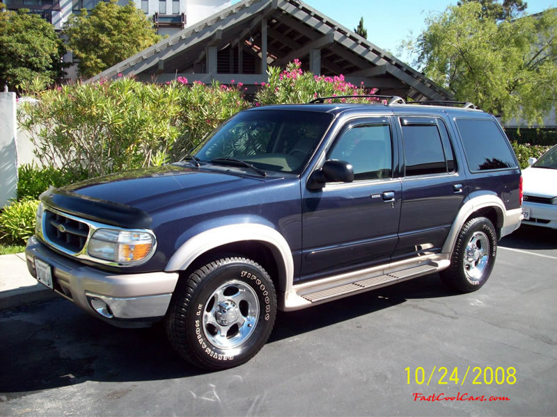 2000 Ford Explorer Xlt >> 2000 Ford Explorer - Information and photos - MOMENTcar