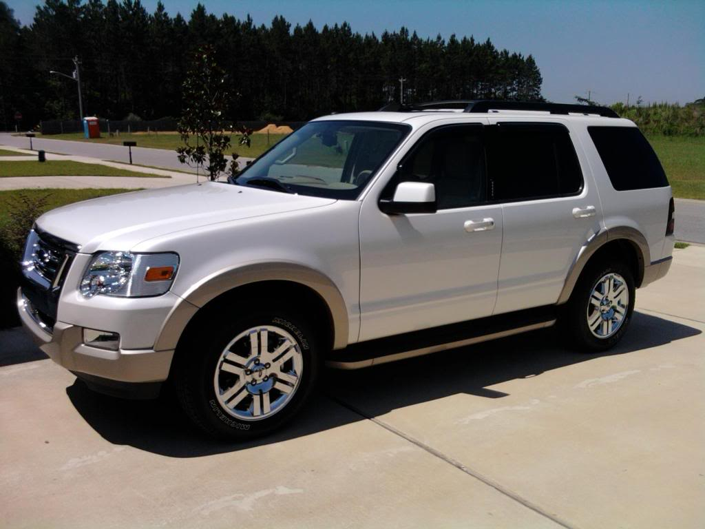 2010 Ford Explorer Information And Photos Momentcar