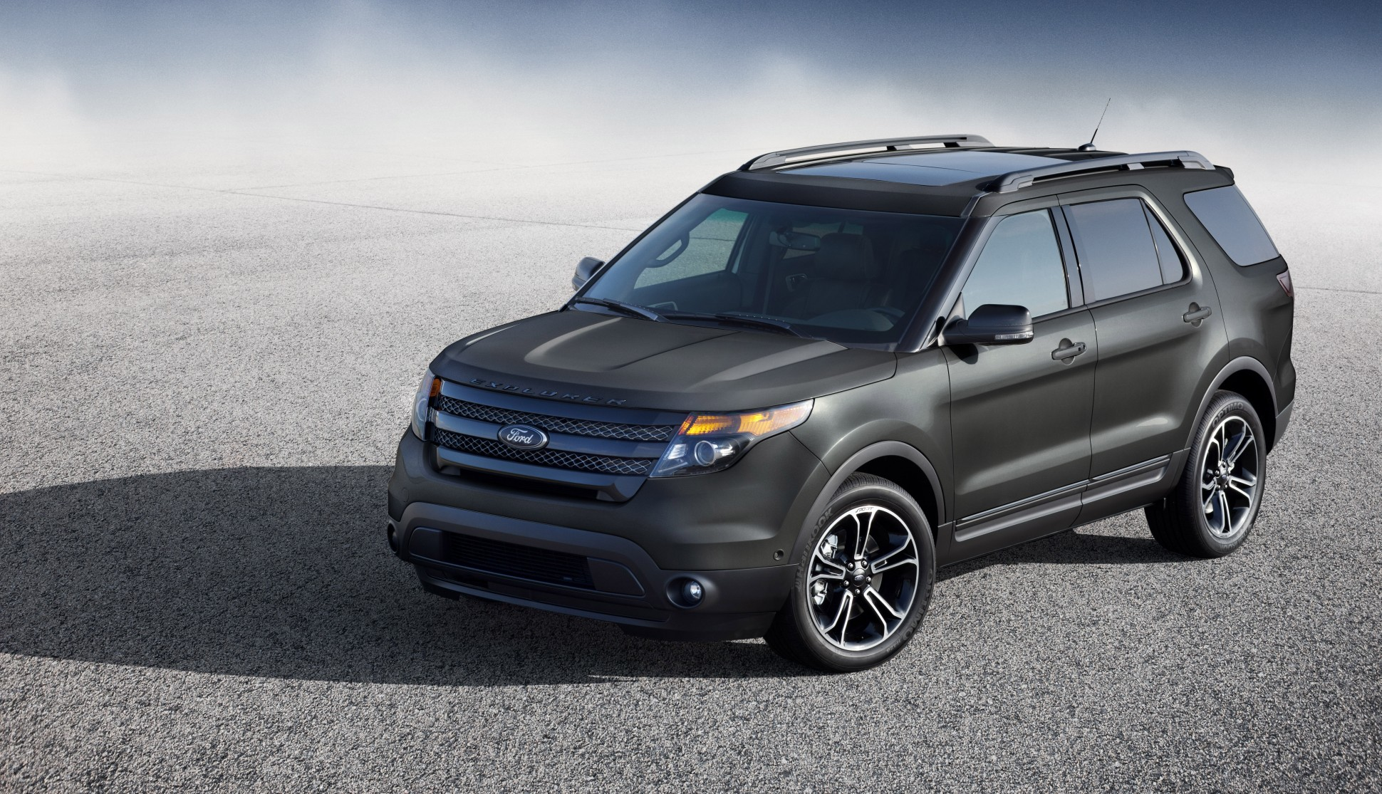 ford explorer sport 10 - New 2015 Ford Explorer Black Color