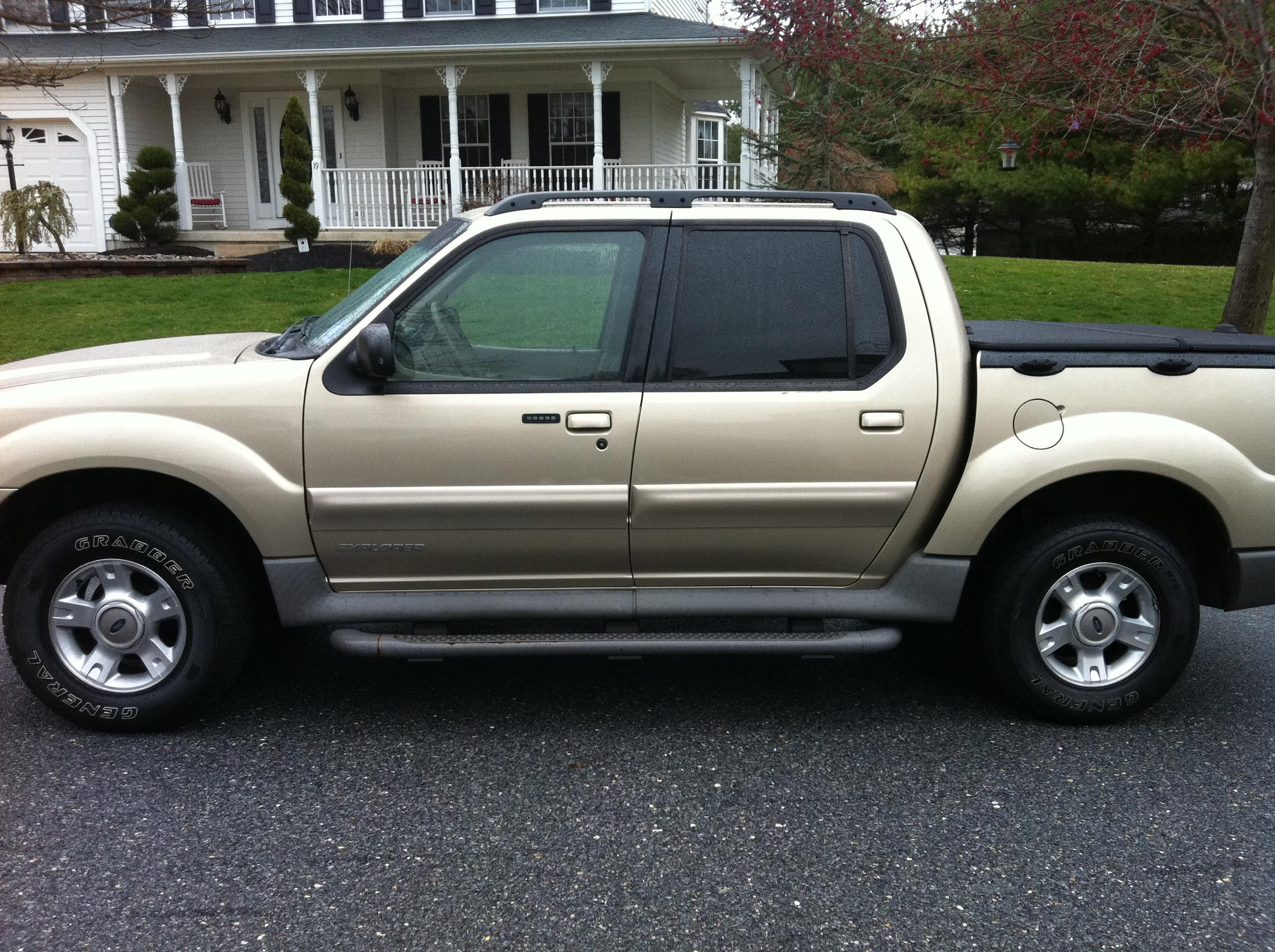 Ford Explorer Sport Trac 2002 #3
