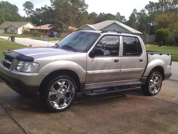 2004 ford explorer sport trac information and photos momentcar. Cars Review. Best American Auto & Cars Review
