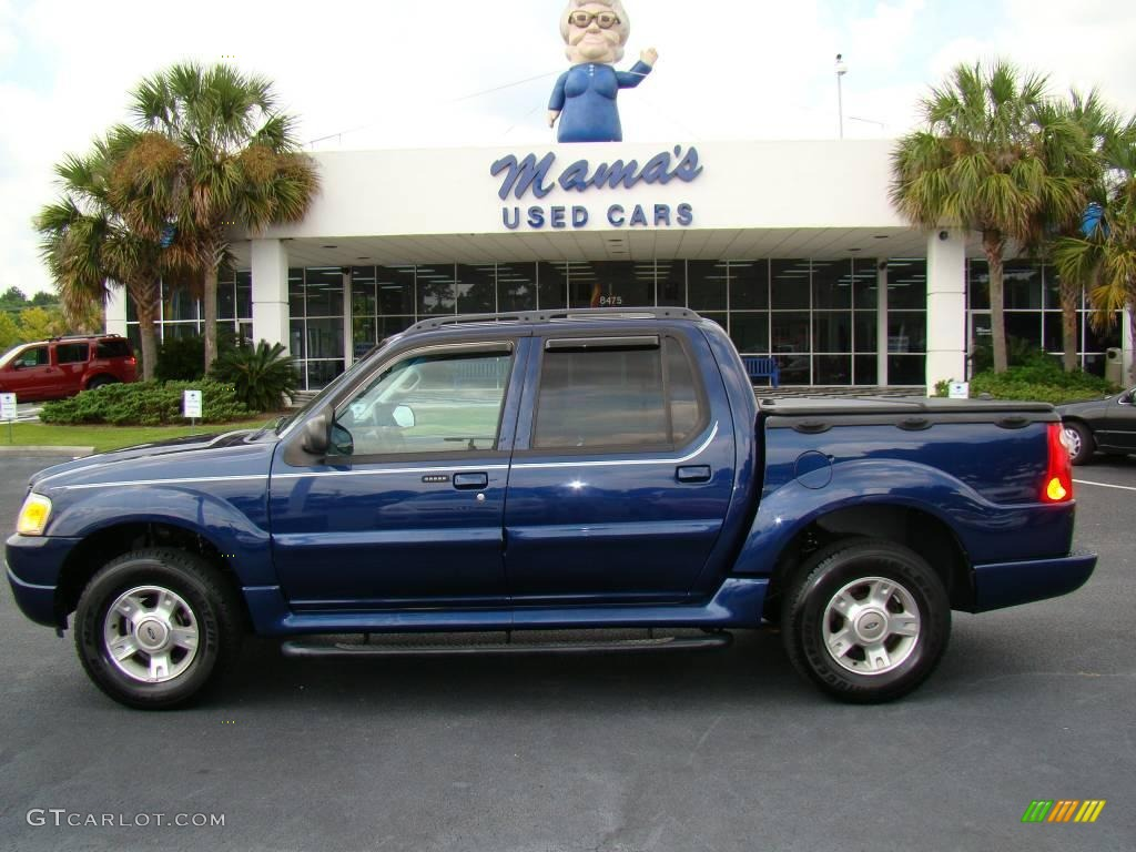 2004 Ford Explorer Sport Trac Information And Photos Momentcar