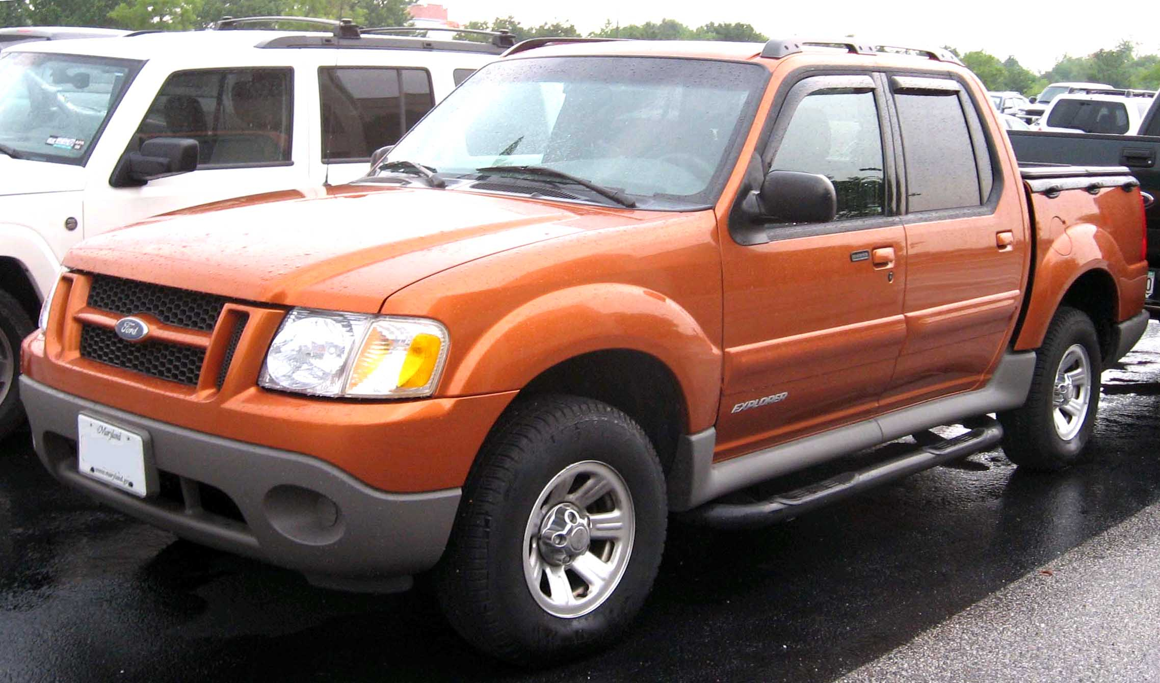 Ford explorer sport trac 17
