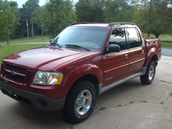 Ford Explorer Sport Trac Choice #9