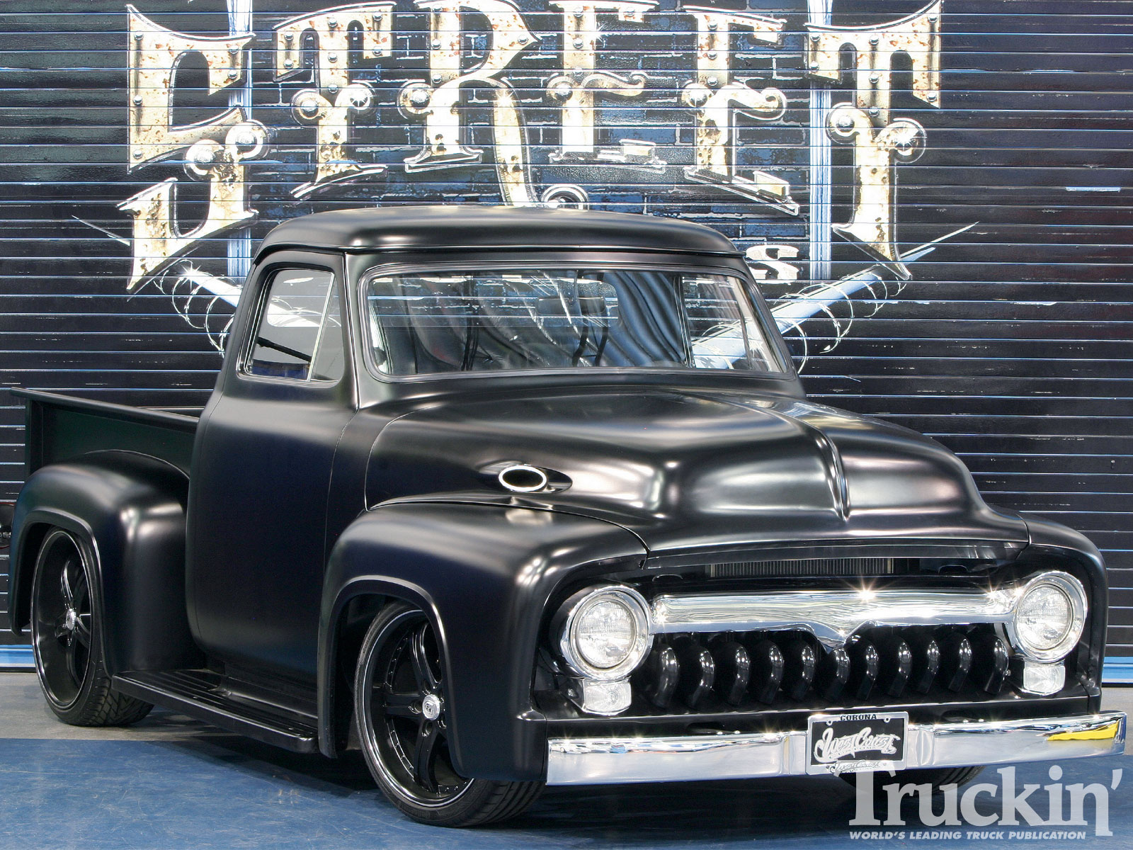 Ford F100 #11
