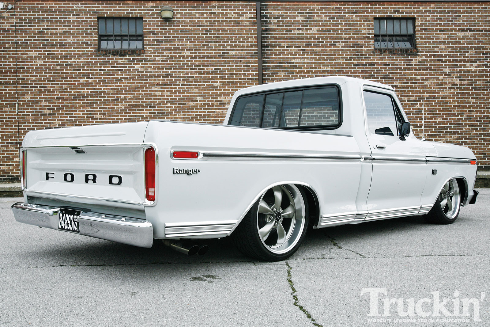 Ford F100 #13