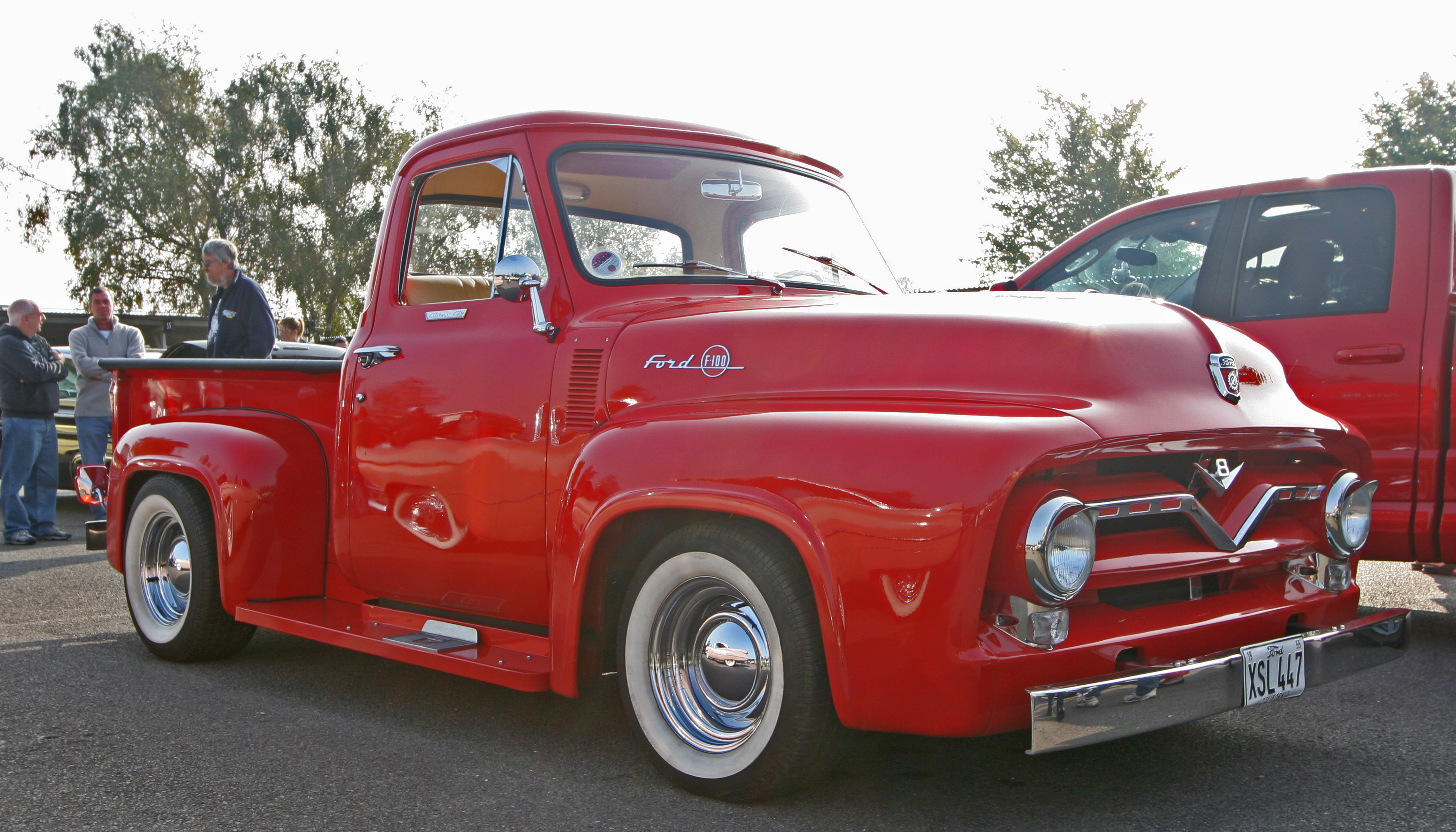 ford f100 1955 9